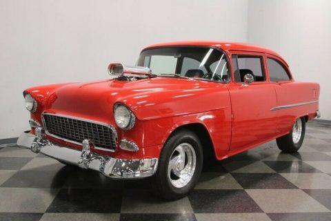 pro street 1955 Chevrolet Bel Air/150/210 custom for sale