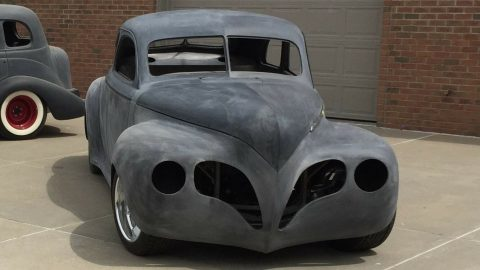 project 1941 Dodge Coupe custom for sale