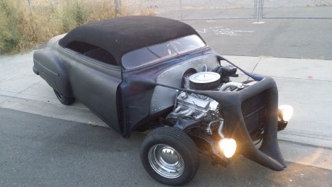 totally badass project 1949 Chevrolet Bel Air/150/210 custom for sale