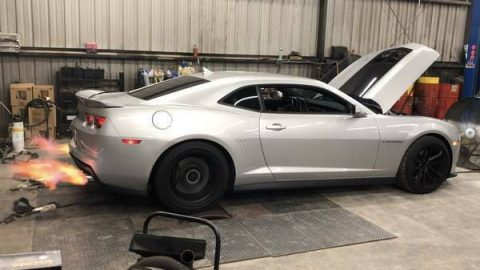 well modified 2013 Chevrolet Camaro ZL1 custom for sale