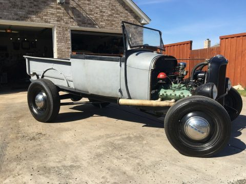 all original parts 1929 Ford Model A custom for sale