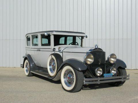 art deco 1929 Packard Model 626 custom for sale
