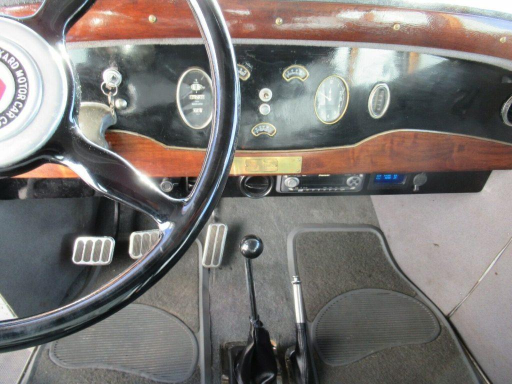 art deco 1929 Packard Model 626 custom