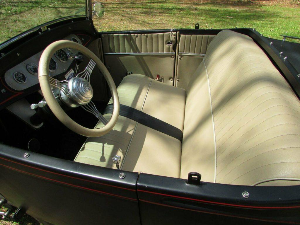beautiful 1929 Ford Model A Custom
