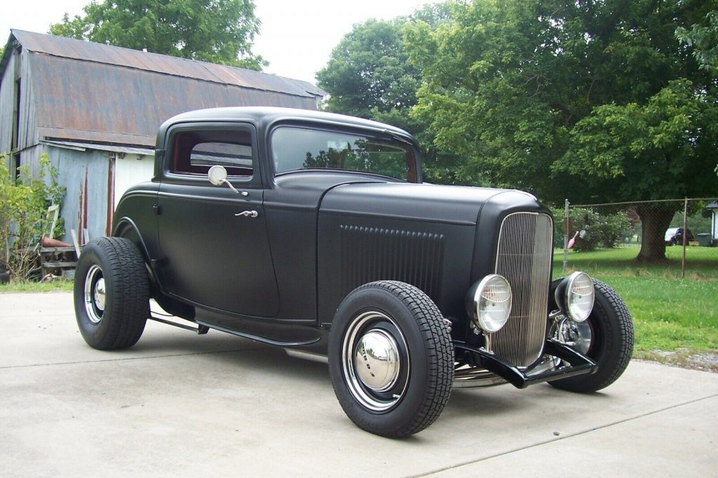 beautiful 1932 Ford 3 Window Coupe custom