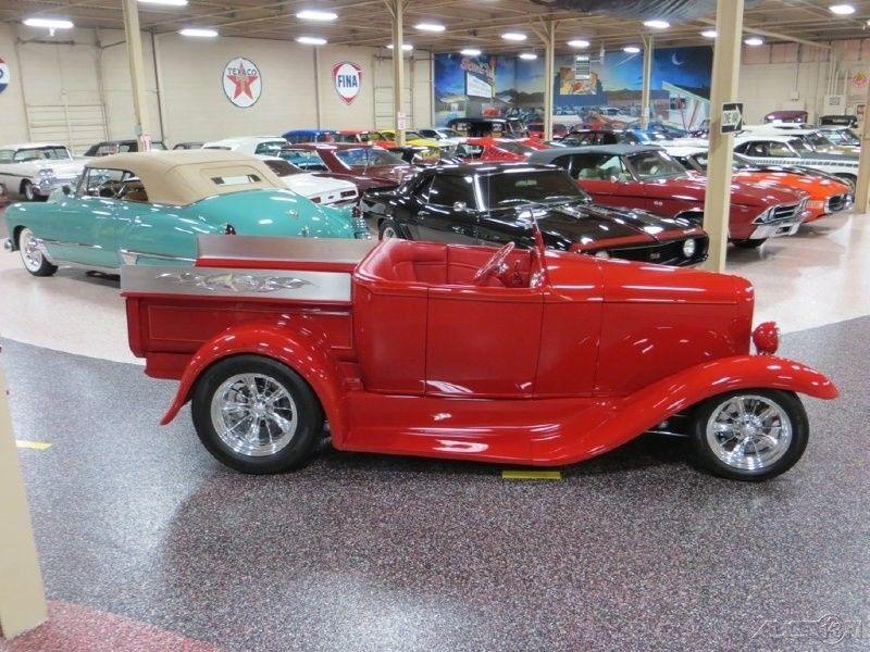 Boyd Coddington 1931 Ford Model A custom