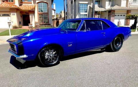high quality built 1967 Chevrolet Camaro custom for sale