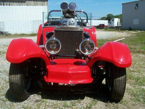 mean beast 1926 Chevrolet blown Hemi custom for sale