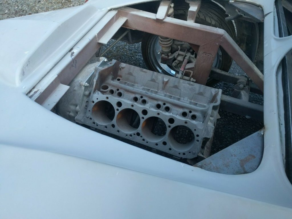 project 1973 Chevrolet Corvette custom