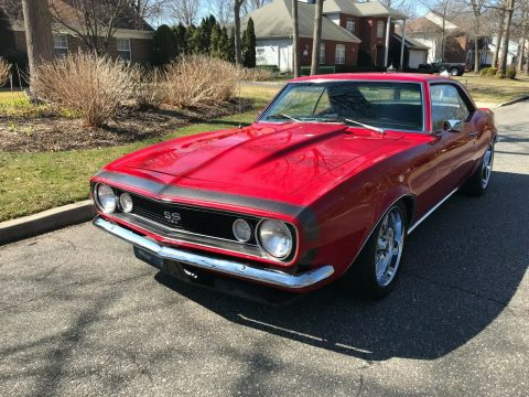 rebuilt 1967 Chevrolet Camaro SS custom for sale