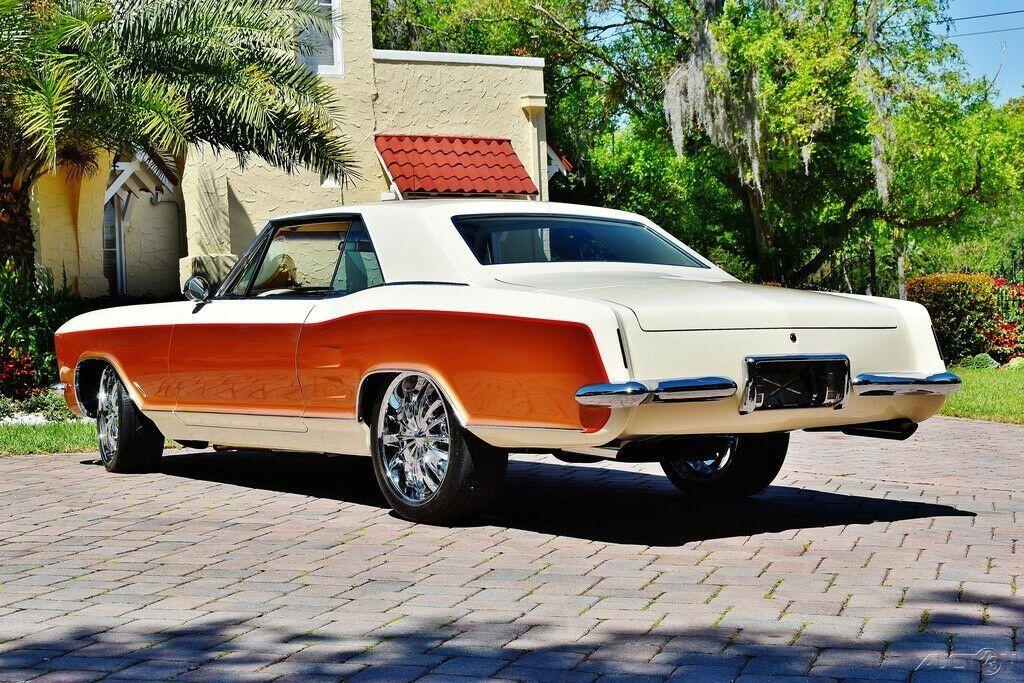 Remarkable 1964 Buick Riviera custom