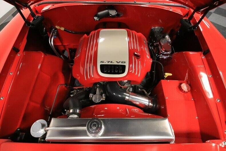 Restomod 1956 Buick Hemi custom