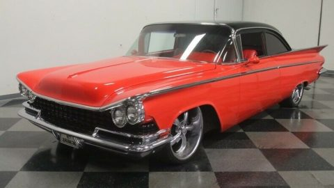 Restomod 1959 Buick Lesabre custom for sale