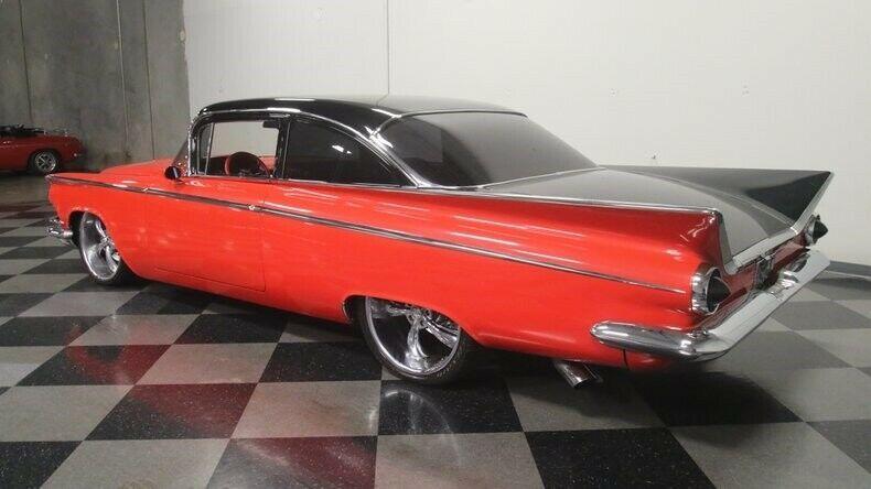 Restomod 1959 Buick Lesabre custom