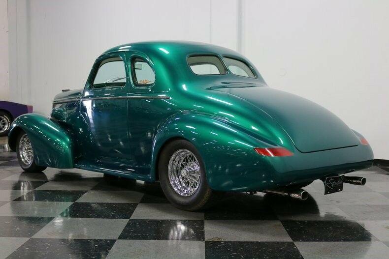 super clean 1937 Buick Special Custom