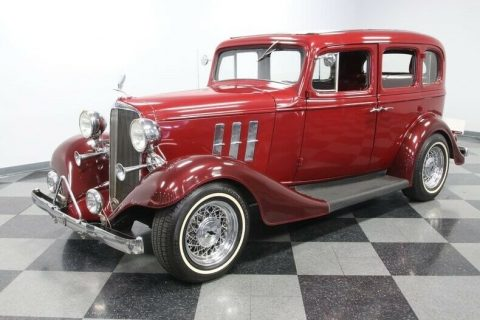 fast 1933 Chevrolet Eagle Street Rod custom for sale