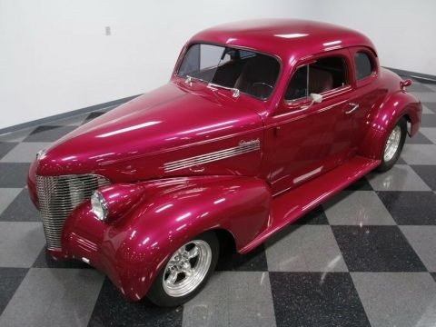 fast 1939 Chevrolet Coupe custom for sale