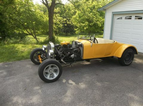 hot rod replica 1927 Ford Model T custom for sale