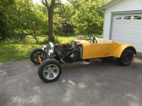 hot rod replica 1927 Ford Model T custom for sale