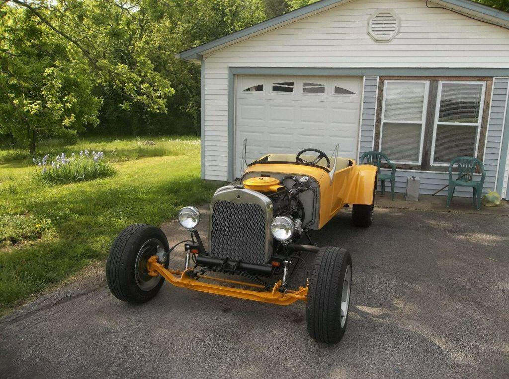 hot rod replica 1927 Ford Model T custom
