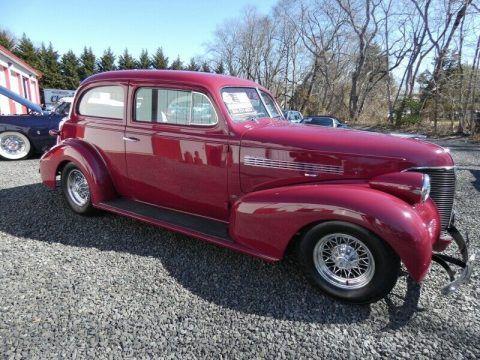 older build 1939 Chevrolet Master Deluxe custom for sale