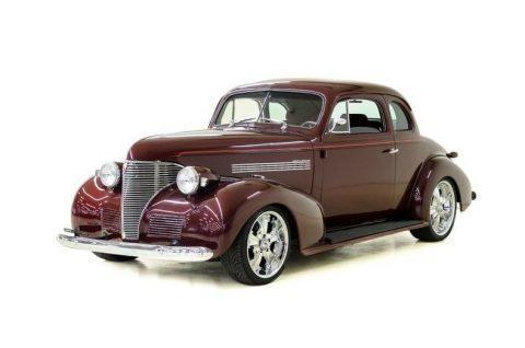 older restoration 1939 Chevrolet Master Deluxe custom for sale