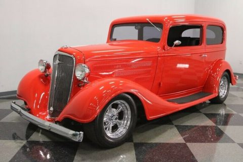 professional build 1934 Chevrolet Sedan custom for sale