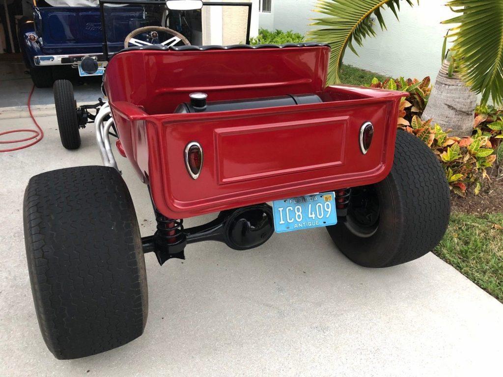 renewed 1923 Ford Model T custom