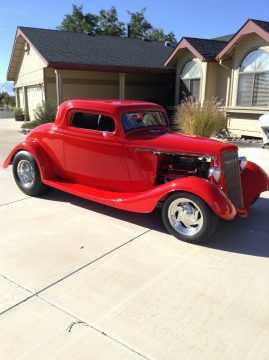 replica 1934 Ford Coupe custom for sale