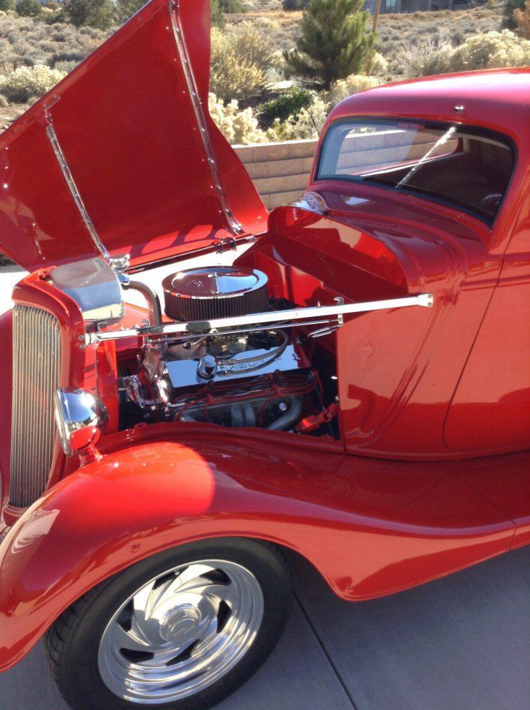 replica 1934 Ford Coupe custom