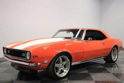 Restomod 1968 Chevrolet Camaro Z/28 custom for sale