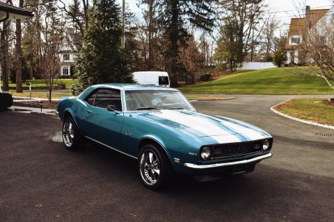 restored 1968 Chevrolet Camaro Custom for sale