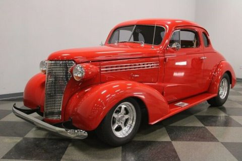 sharp 1938 Chevrolet Coupe Custom for sale