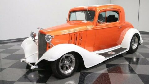 sharp classic 1933 Chevrolet Coupe custom for sale