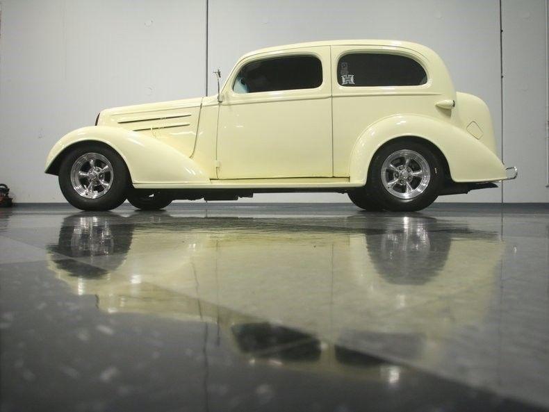 very nice 1936 Chevrolet Streetrod custom