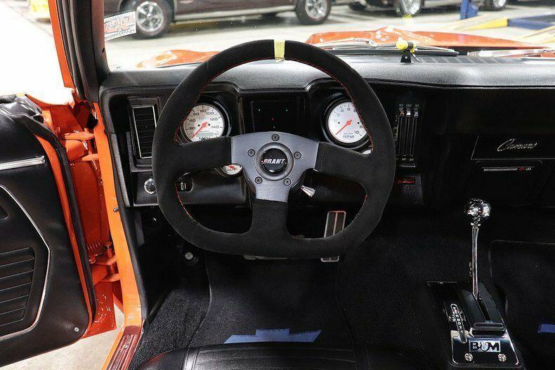 nicely modified 1969 Chevrolet Camaro ZL1 custom
