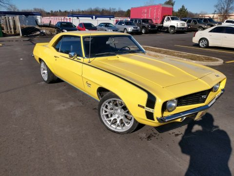 nicely upgraded 1969 Chevrolet Camaro custom for sale