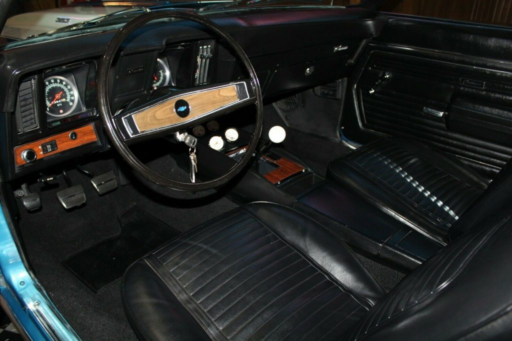 Restomod 1969 Chevrolet Camaro Z/28 383 Pro Touring custom