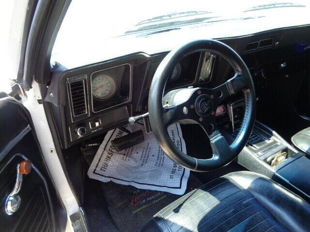 Z/28 clone 1969 Chevrolet Camaro custom