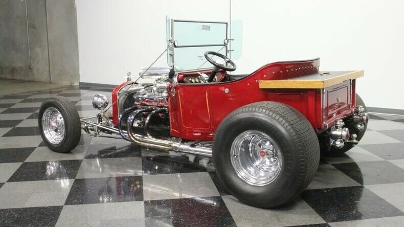classic vintage 1923 Ford T Bucket custom