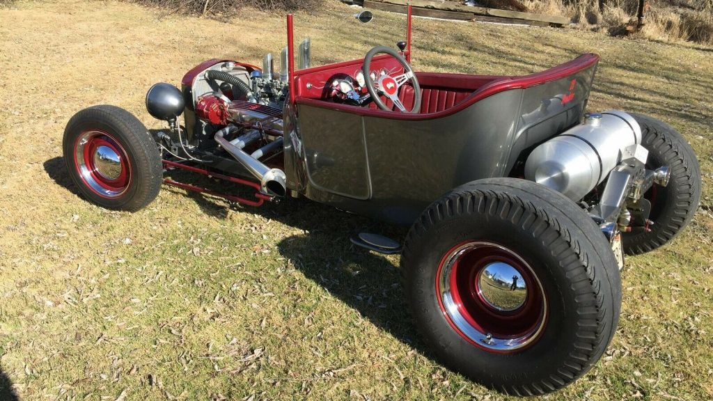 cool classic 1923 Ford Roadster custom