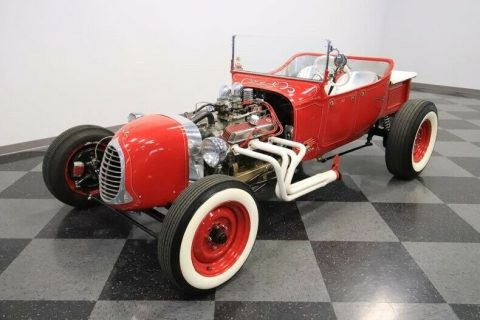 low miles 1923 Ford T Bucket Track T Roadster custom for sale