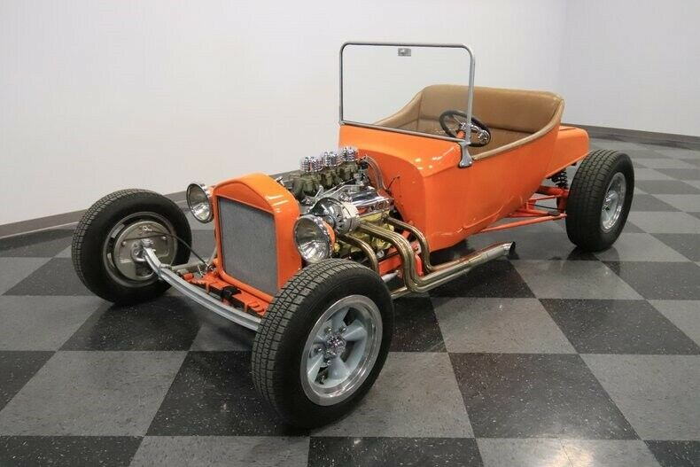 old style 1923 Ford T Bucket Roadster custom