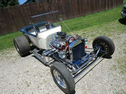 Olds powered 1923 Ford T Bucket custom for sale