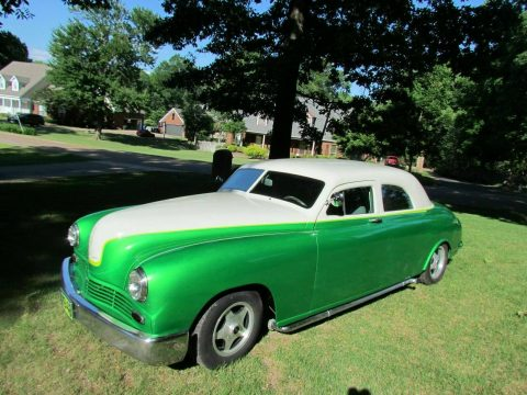 one of a kind 1948 Kaiser custom for sale