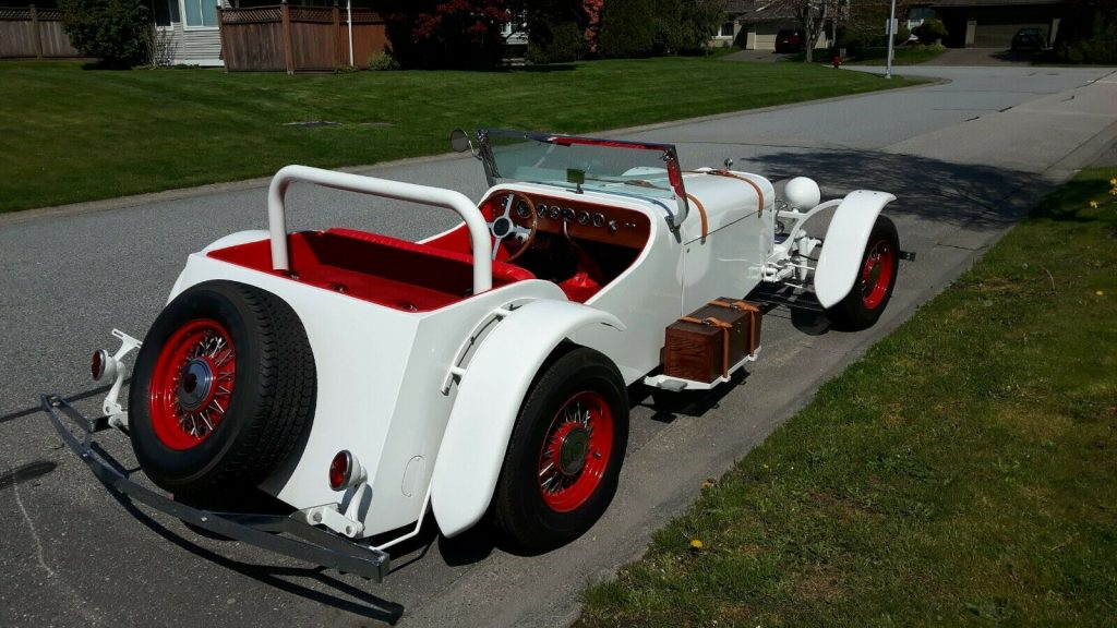 roadster 1923 Peerless Speedster custom