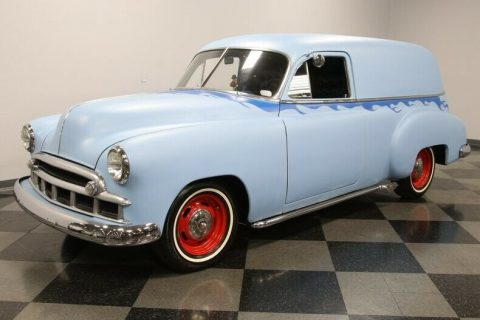 small block powered 1949 Chevrolet Streetrod custom for sale