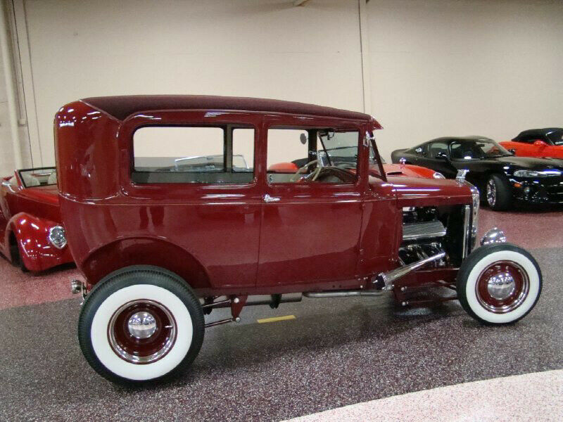all steel 1930 Ford Model A custom
