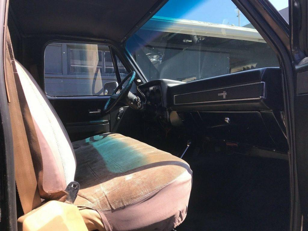 awesome 1984 Chevrolet C/K Pickup 1500 SILVERADO custom