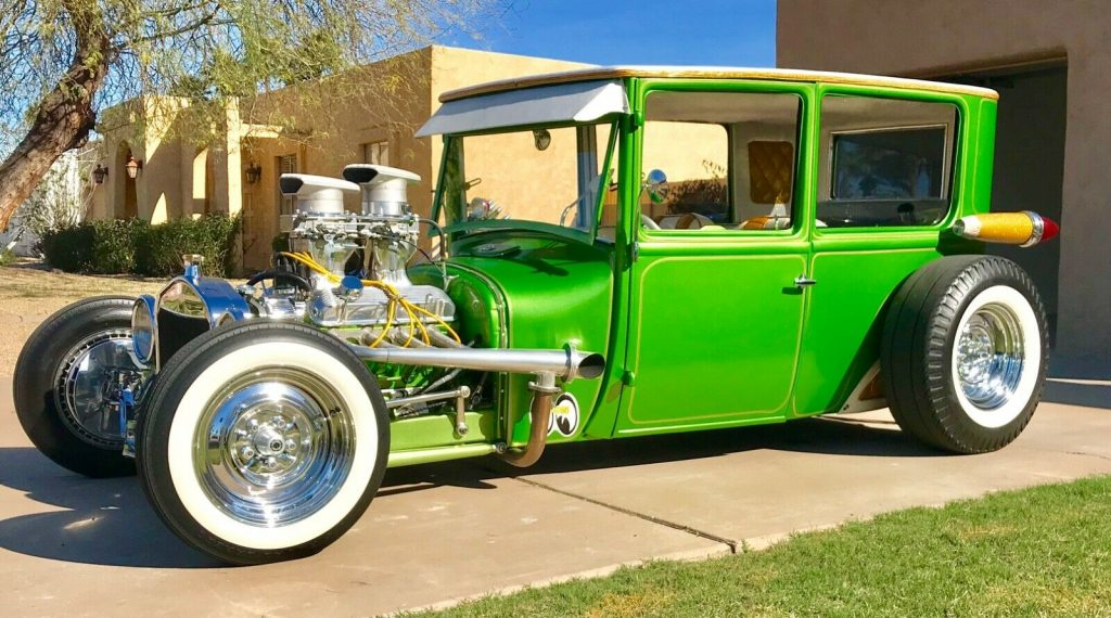 beautiful 1926 Ford Gasser KUSTOM custom